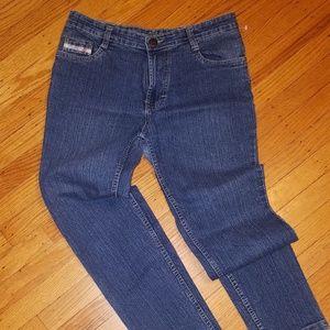 Diesel Industry Straight Leg Jeans 34 x 29